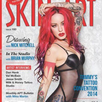 Tattoo media ink publishers of the best tattoo and biker for Best tattoo magazine