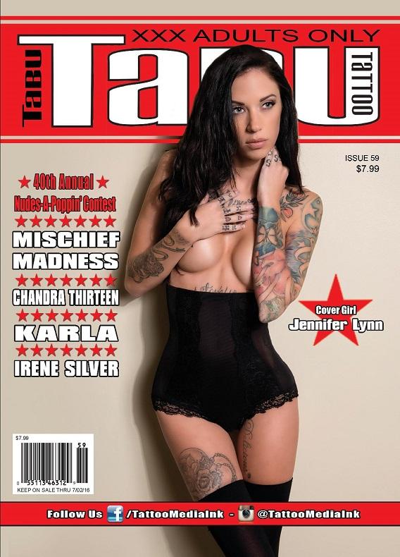 Tabu Tattoo 59 Cover