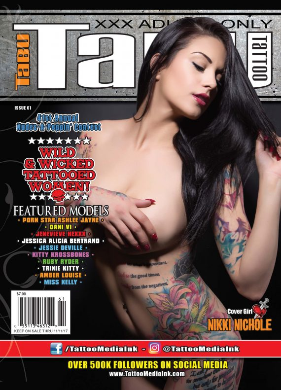 Tabu Tattoo 61 Cover