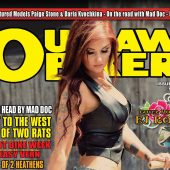 Outlaw Biker Issue 214 On Sale Now!
