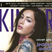 Skin Art Magazine Issue 171 Is On Sale Now!!
