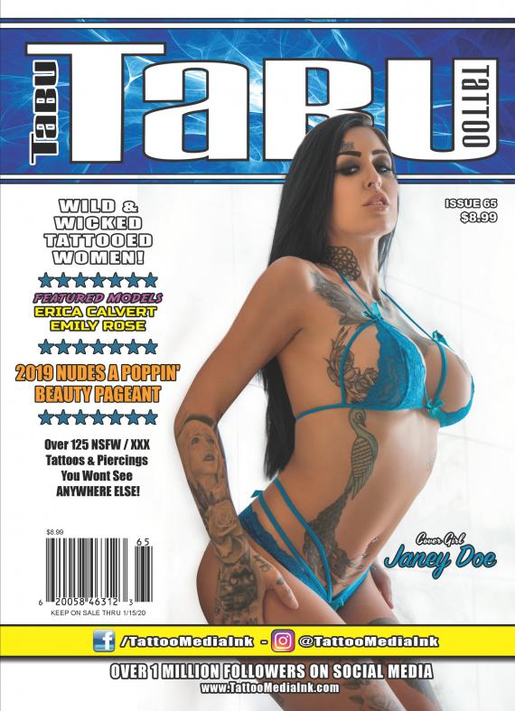 Tabu Tattoo Issue 65
