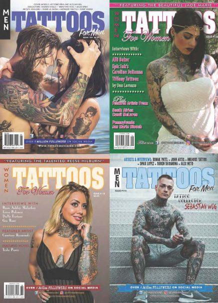 Tattoos For Men & Tattoos For Women