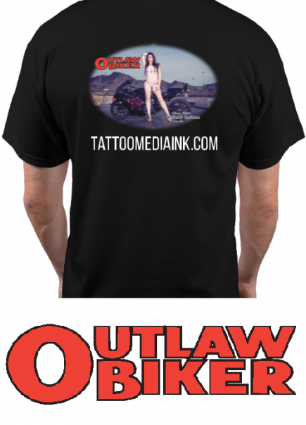 Outlaw Biker T-Shirts