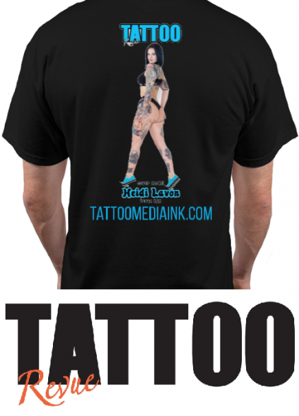 Tattoo Revue T-Shirts